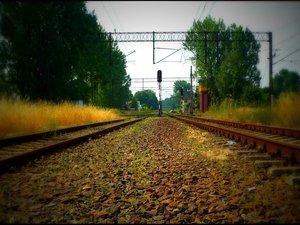 安卓风景 铁路手机壁纸