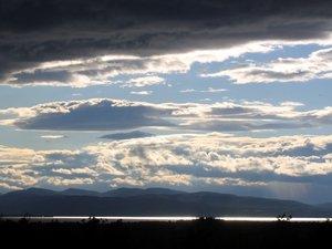 安卓天空 摄影 宽屏 云端手机壁纸