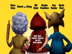 安卓小红帽 影视 卡通 电影 小红帽后现代版2 浪漫爱情手机壁纸