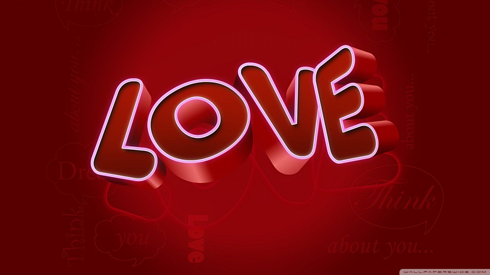 情一动心就痛文字图-爱情 心动创意 love 爱 就一个字