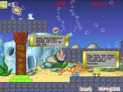 海绵宝宝海底历险2