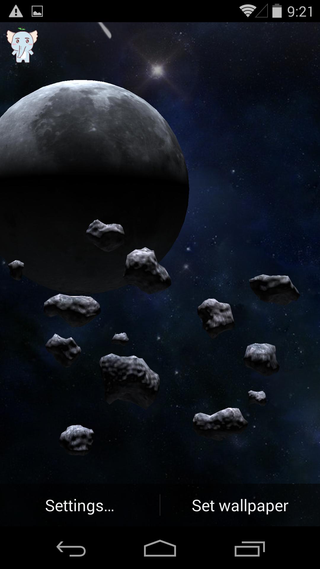 月亮-梦象动态壁纸下载