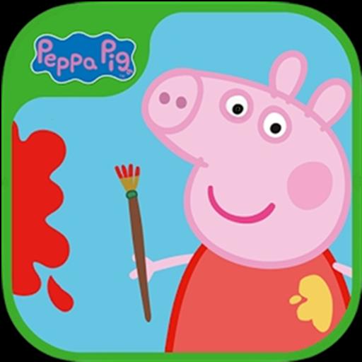 新推出的小豬佩奇官用程序。 小豬佩奇颜料盒是一个专为小豬佩奇粉丝设计的绘图应用程序!它结合了传统的绘图工具和一些小朋友会喜欢的神奇绘图工具。 你可以直接在画布上画画或选择背景或人物来涂颜色。小豬佩奇和乔治会不时弹出来看看你画得怎么样。完成绘图后,你可以在豬佩奇学校里举办自己的画展! 产品特点: - 7个画笔颜色 - 7个颜料颜色 - 39个人物和道具贴纸 - 10张动画贴纸 - 6个神奇绘图工具 - 3 个小豬佩奇背景 - 3个人物可涂颜色 - 橡皮擦 - 选择与小豬佩奇或乔治玩 - 在小豬佩奇学校的墙上