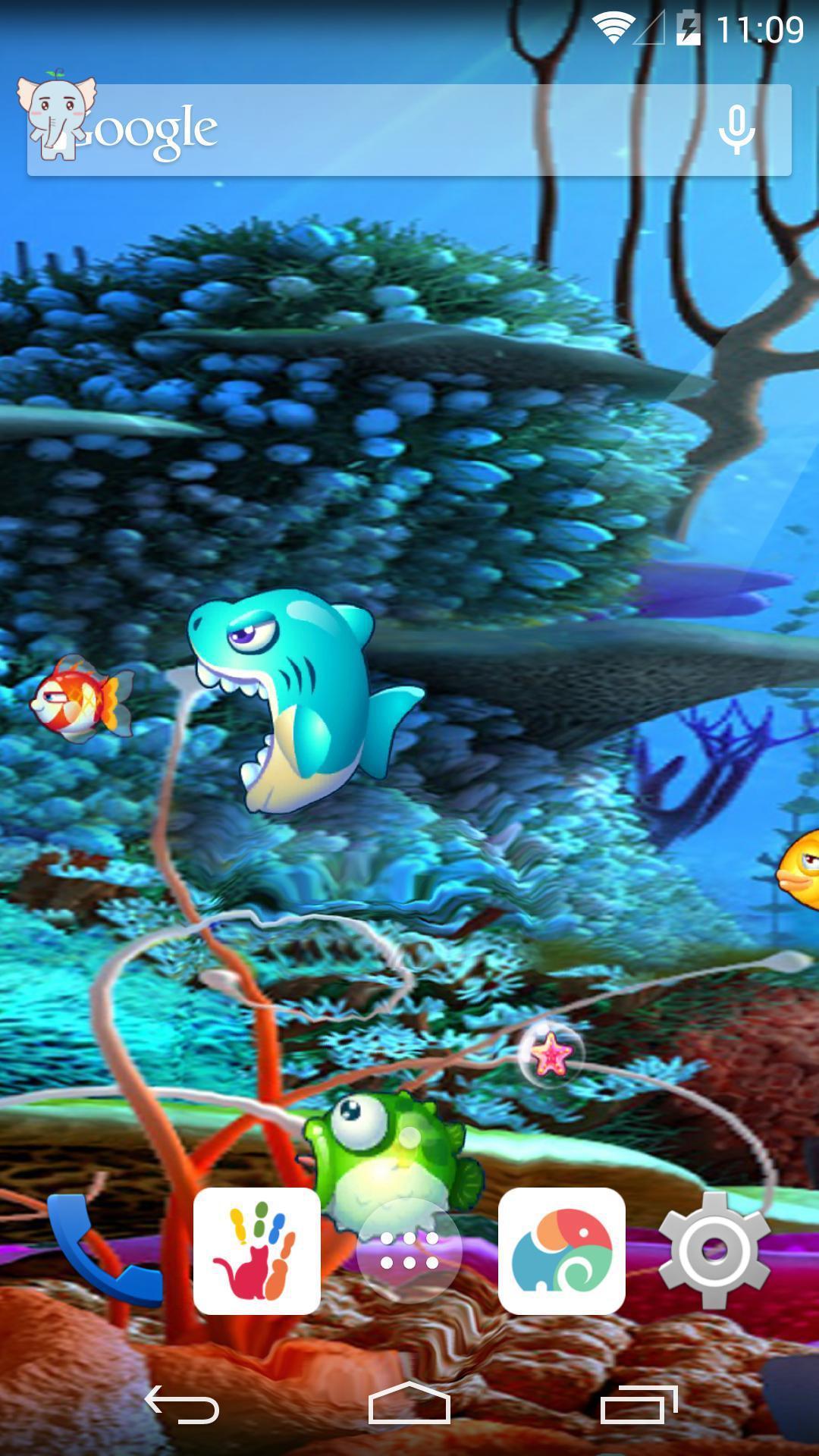 梦幻海洋-梦象动态壁纸