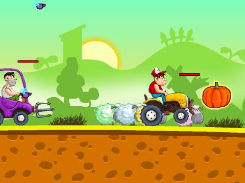 农场车竞速赛图片