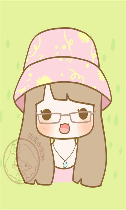 超萌可爱小希动态壁纸手机了数十张卡通动画
