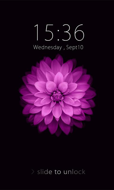壁纸主题 iphone 6 动态锁屏壁纸下载