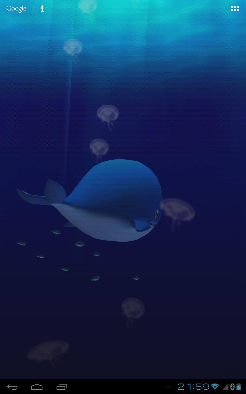 小鲸鱼3d壁纸官网免费下载_小鲸鱼3d壁纸攻略,360手机