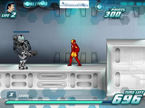 钢铁侠3机器人暴乱