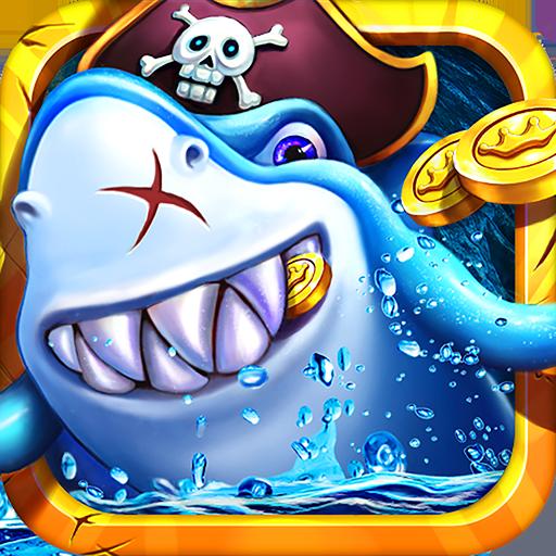 海盗捕鱼-捕鱼赢金币
