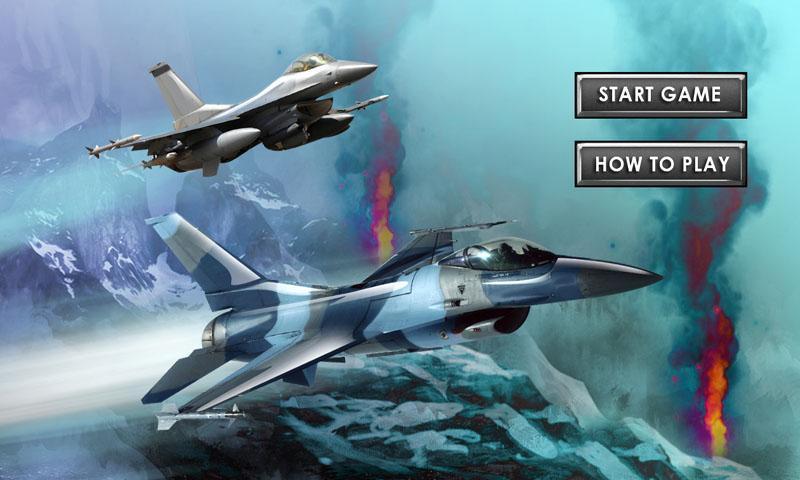 战斗飞机战斗 -.