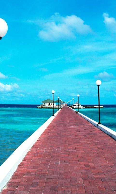 海边度假圣地-桌面壁纸