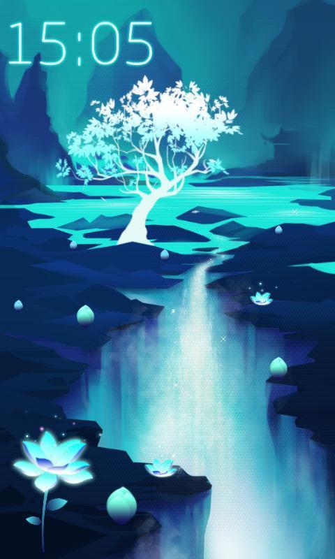 灵泉-锁屏精灵截图1